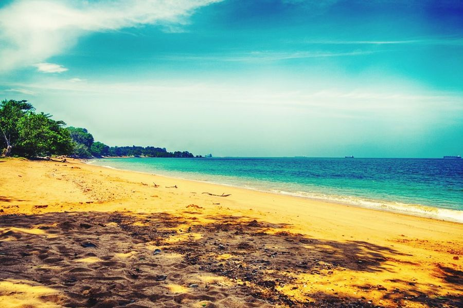 Check This Out Sand Beach Malaysianphotographer Karyarepublic Relaxation Cloud