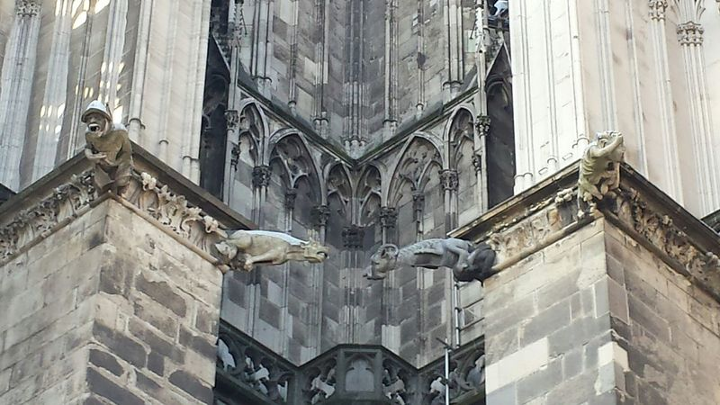 Cathedral Colognecathedral Cologne