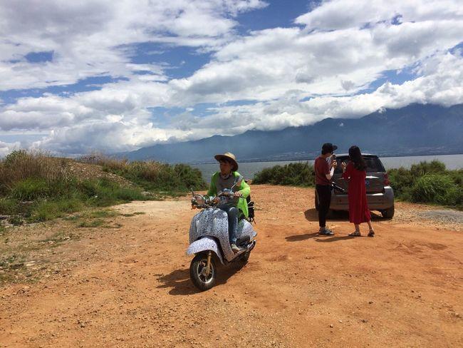 Cloud - Sky China View Erhai Lake,Dali Graduation Trip want to travel again! First Eyeem Photo