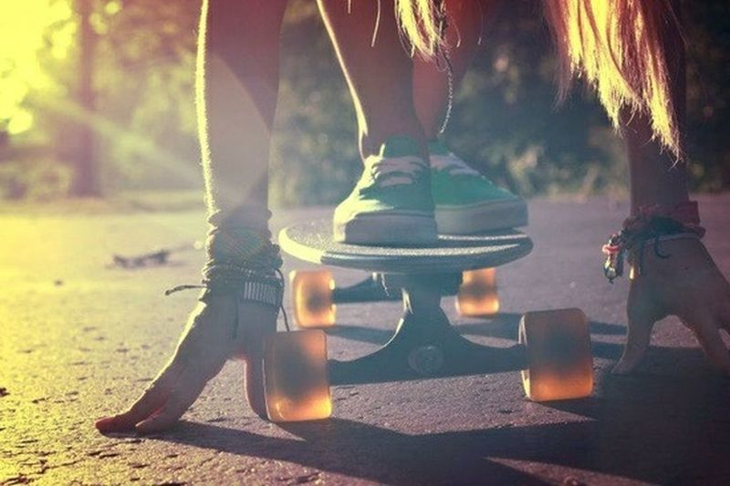 Capturing Freedom Skateboarding Skatelife No Filter Enjoying Life