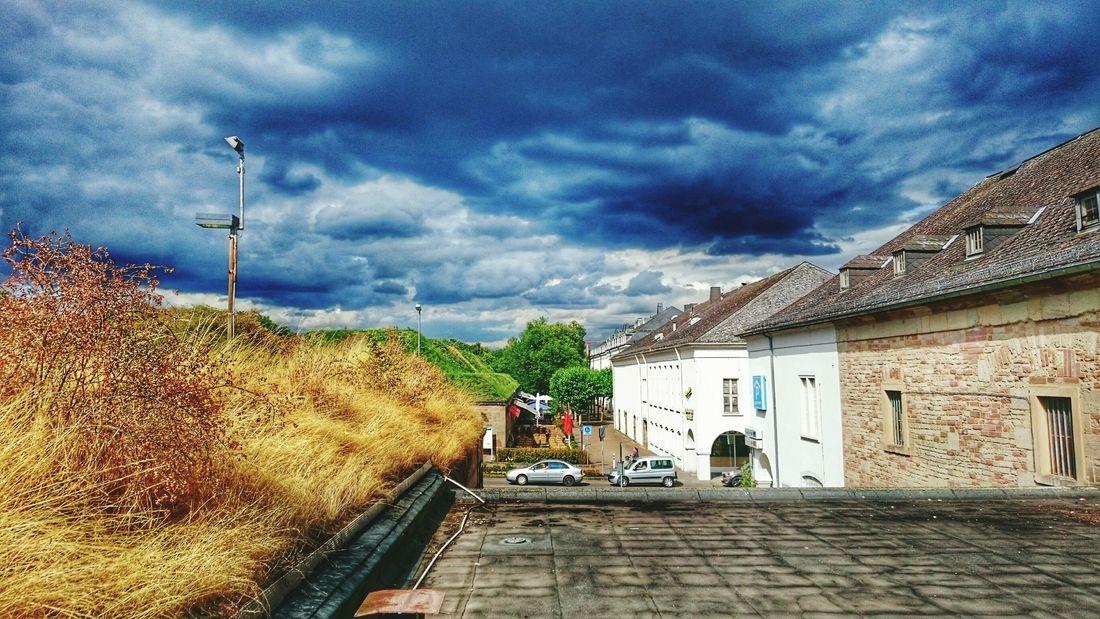 Mystik sky, Saarlouis
