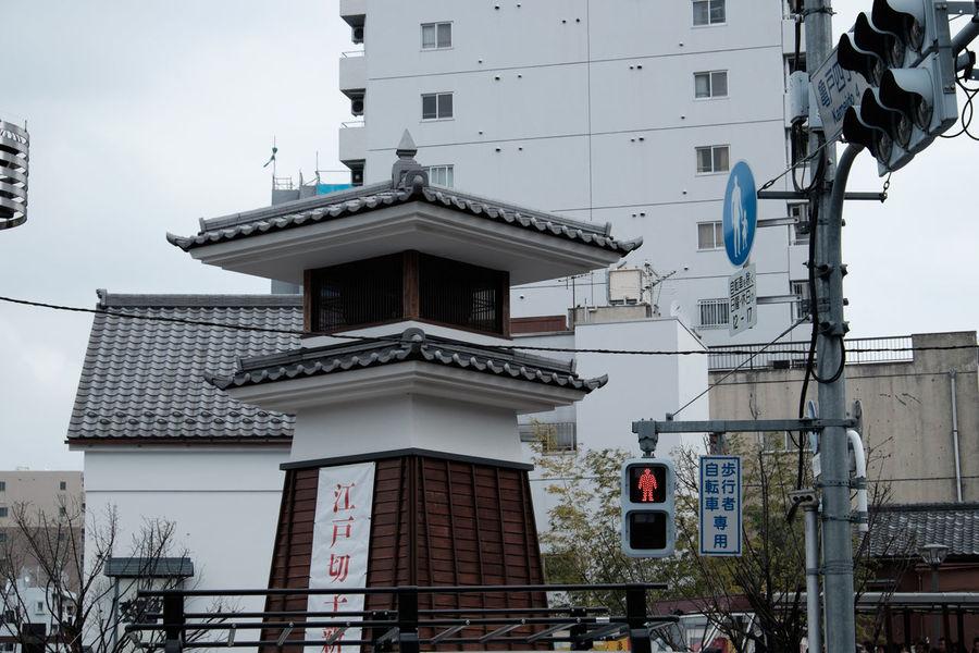 亀戸の街かど Fujifilm Fujifilm X-E2 Fujifilm_xseries Japan Japan Photography Street Streetcorner Streetphotography Tokyo XF18-55mm 亀戸 日本 東京 街角