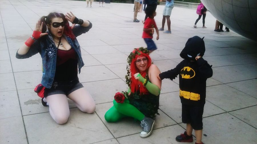 Hanging Out The City Is Chaos Hanging Out Taking Photos Batman put the beat down on me lol