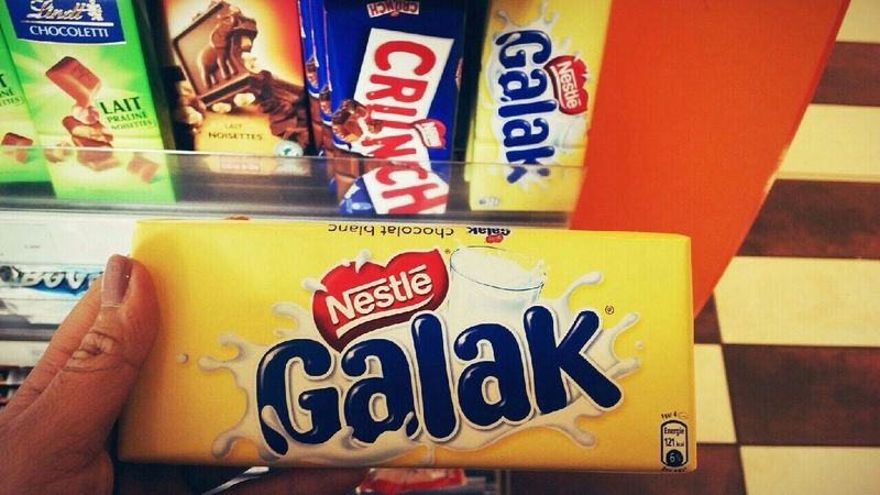 Chocolate Galak Paris