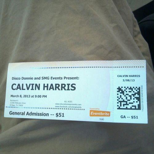 #CalvinHarris