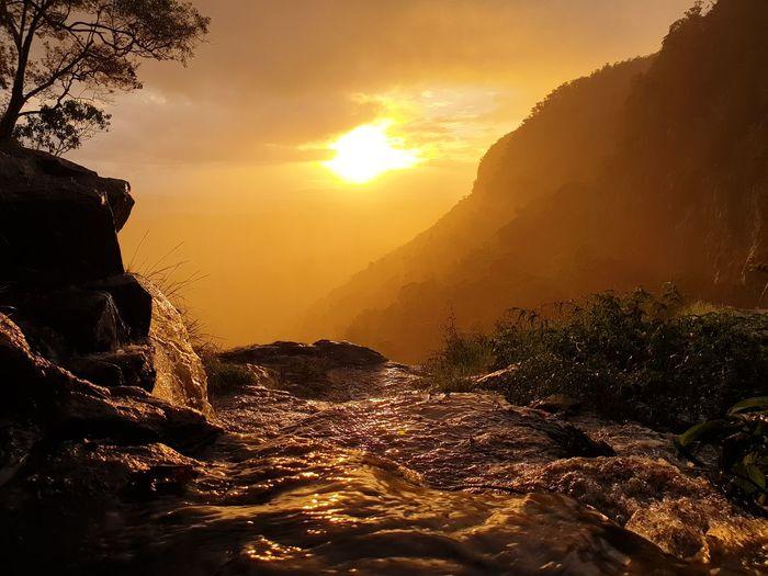 Morans Falls,