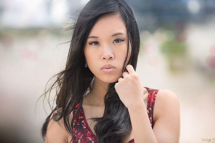 Beauty Portrait Asian  © b.cortis www.cortis.info