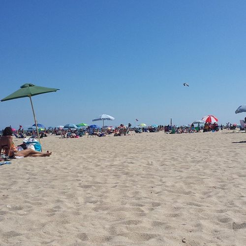 Hello point pleasant my names amber and I love u. Soaking up the sun never leaving. Beach Pointpleasant Boardwalk