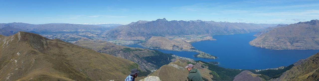Ben Lomond Peak EyeEm Selects Tree Mountain Water Sky Mountain Range Landscape