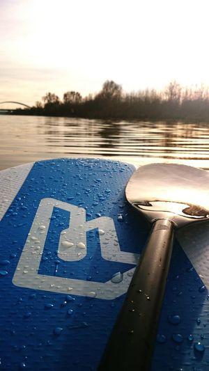 Standuppaddle Sup Endlich Frühling Raus Aus Berlin Kaltes Klares Wasser Auszeit Das Leben Ist Schön Stand Up Paddling