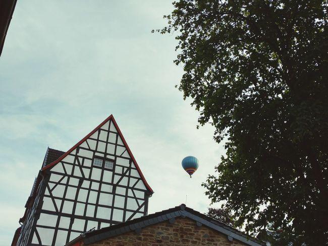 Balloon EyeEmNewHere Bad Münstereifel, Germany Day The Week On Eye Em