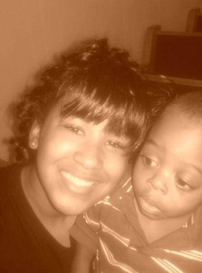 Me And My Lil Man