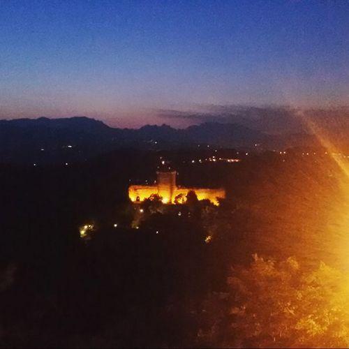 Castle Evening Twilight Sunset Romeoandjuliet Light Beautiful Lovely Lovelyview