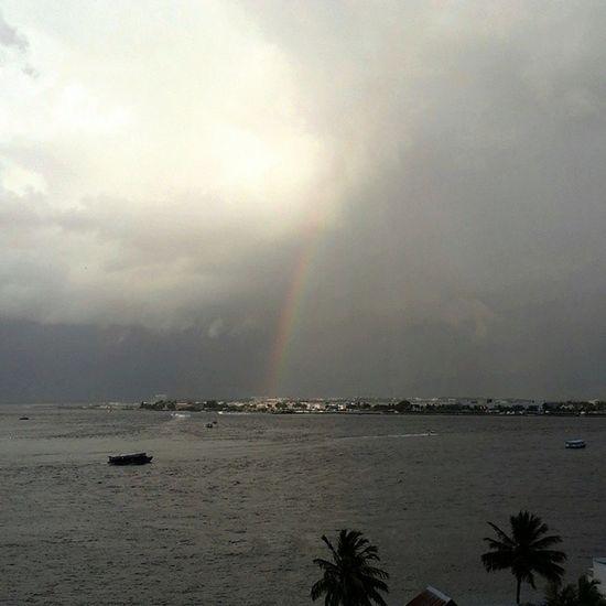 Rainbow Airport InstagramMV Malecity maldives
