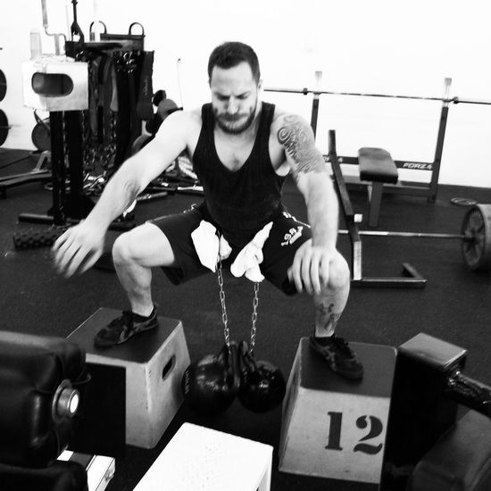 170 lb kettlebell belt squats Fitness Training Fitness Fit Life  Motivational Monday