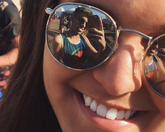 Sunglasses Lifestyles Human Face Party Colors Sun Carnalfenas