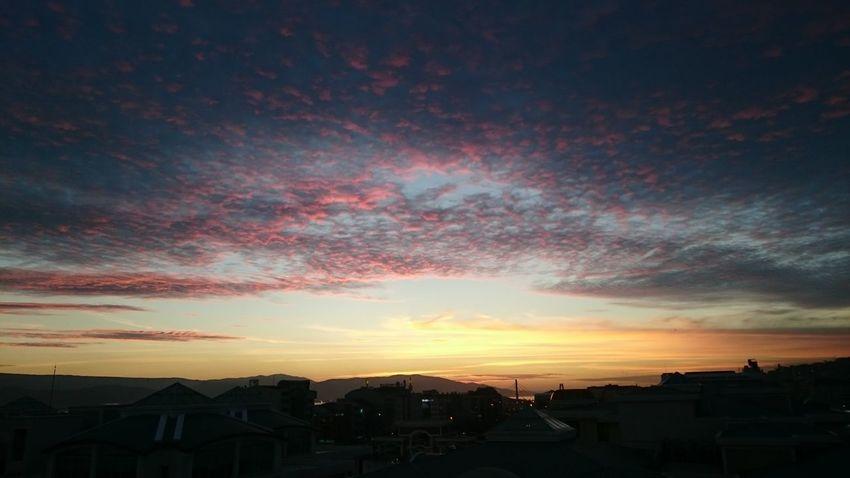 Kocaeli Hello World Sunset_collection EyeEm Best Shots Sulfur Gas Fabric Sscwashere Beaitiful View