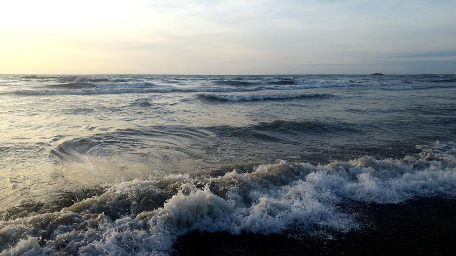 Sea Pollution Rough Sea Marine Navigation Difficult Navigation Tainted Coast No Swimmind