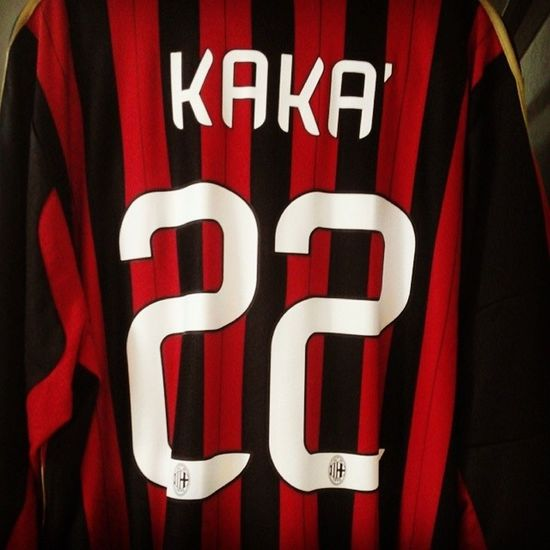 Kaká 밀란 레플 Milanista 아시아스토어