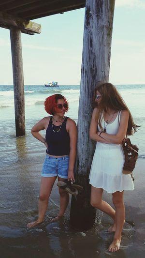 Faces Of Summer Best Friends