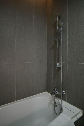 Close-up shower