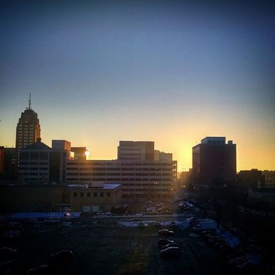 Lansing Sunrise .