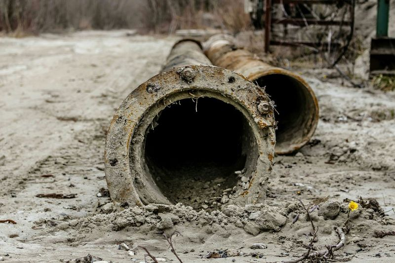 Germany Outdoors Take Photos Check This Out Old Ingolstadt Springtime Taking Photos Pipeline Muddy industrial pipeline
