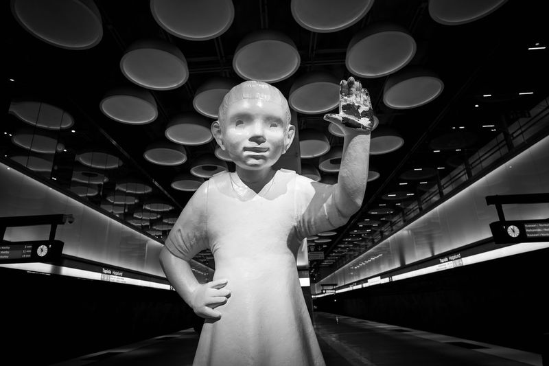 Statue One Person Front View Architecture Childhood First Eyeem Photo