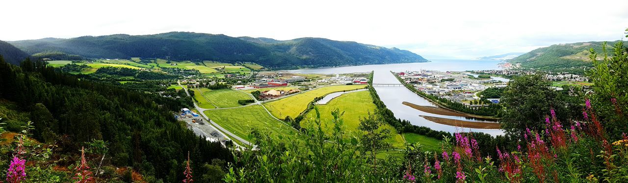 Orkanger Norway Orkanger Trondelag Sea And Sky Sea View Nature Nature Photography Naturephotography River River View River Collection