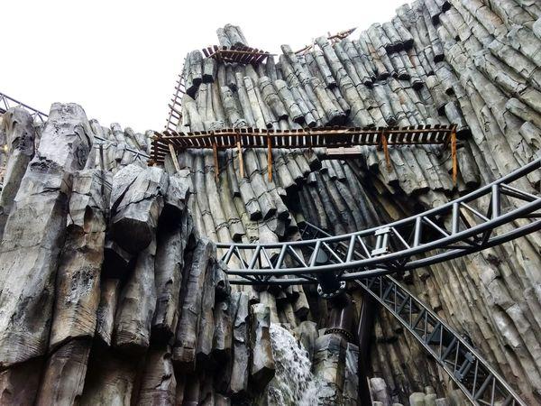 Rollercoaster Germany Taron Klugheim Phantasialand Themepark
