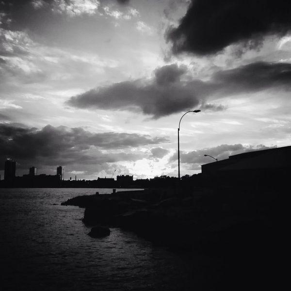 Walk by the Hudson River Flippa K Asks: What Inspires You? EyeEm Best Shots - Black + White Blackandwhite Shootermag