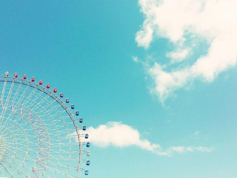 OSAKA Tempozan Wheel Observation Wheel
