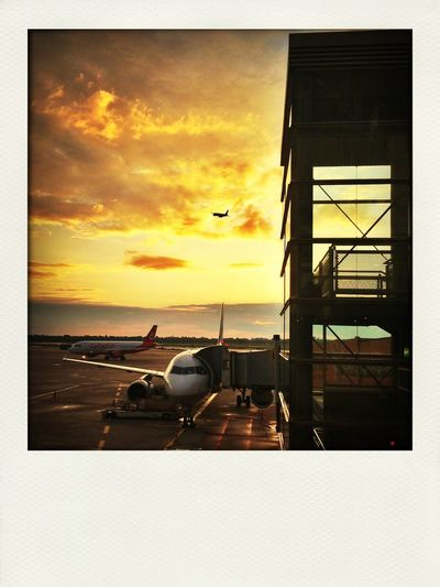 Departure off