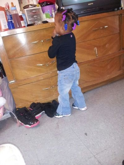 My Bby Dnt Even Look 1yrs Old