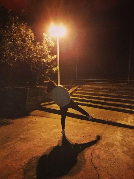 A high girl Night Lights :-):-):-)