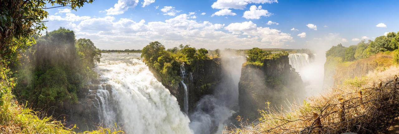 Photo taken in Victoria Falls, Zimbabwe