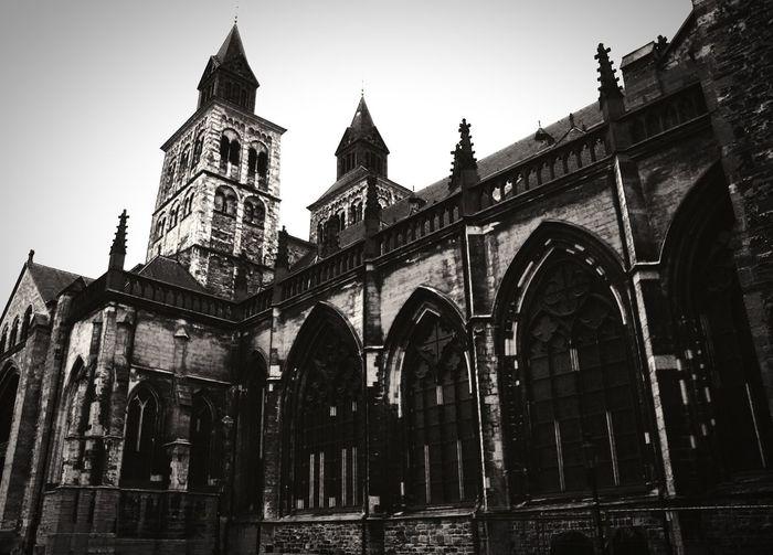 Church Sacred Places Architecture Architecture_bw Monochrome Blackandwhite EyeEm Best Shots France Travel The Architect - 2015 EyeEm Awards