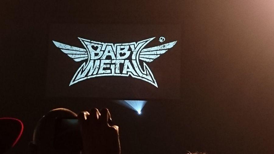 昨日オズフェス観てきました♪ BABYMETAL Ozzfest Music Festival Hello World Enjoying Music Enjoying Life Simplicity Light And Shadow