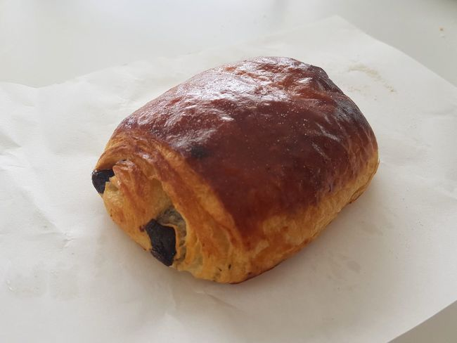 choco crroisant Pain Au Chocolat Croissant Croissant Aux Chocolate Bread Loaf Of Bread Baked Studio Shot Close-up Food And Drink Pastry