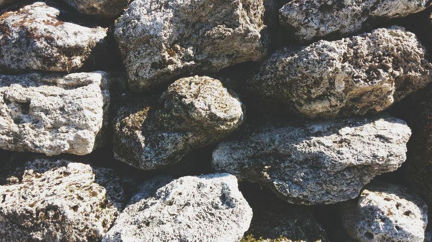First Eyeem Photo Rocks Wall Mae Salong Mountain Chiang Rai Thailand