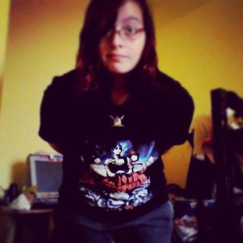 Máximo de respeito na minha camiseta. Baby A7x Avengedsevenfold