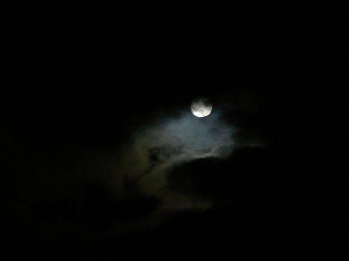 Moon Sky Night