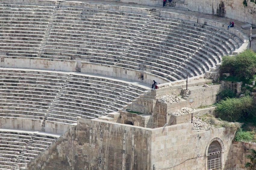 Amman Jordan Roman Theatre