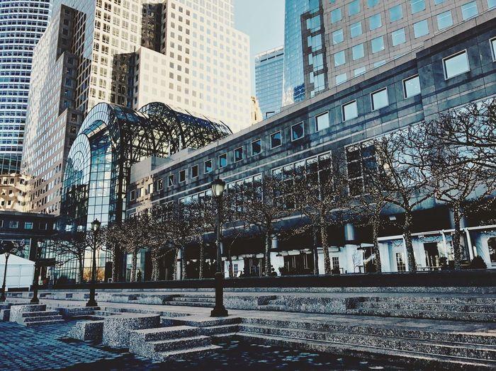 ❄️ Snow Winter NYC