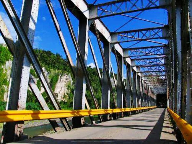 Mata de Plátano Bridge Hanging Out Taking Photos Enjoying Life Countryside Country Life Mycountry Countrypride NYRICAN Raised In Puerto Rico