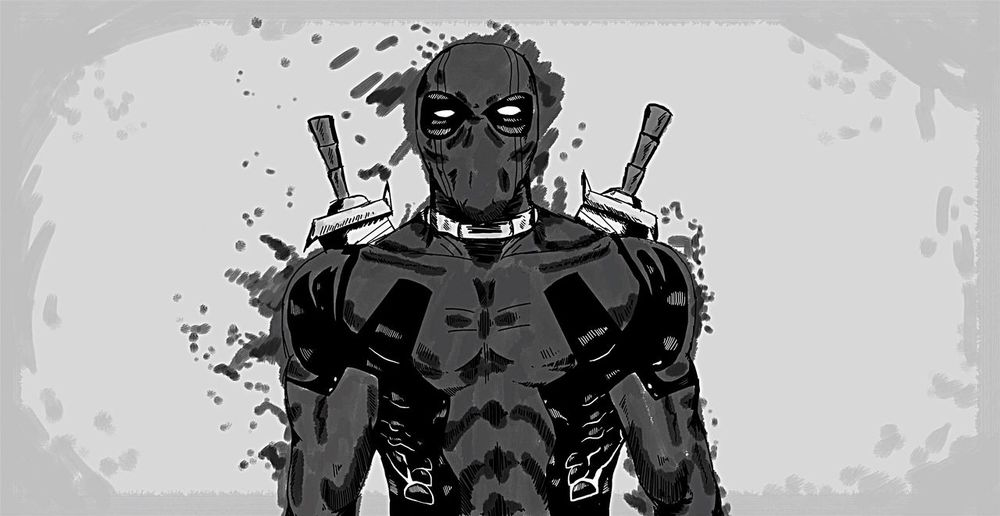 Deadpool ❤️ First Eyeem Photo