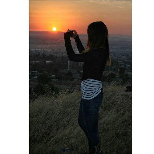 девушка солнце рассвет утро Vscocam Солнышко VSCO восход Тбилиси  Tbilisi я Tbilisilovesyou Tbilisiphoto Vscogeorgia