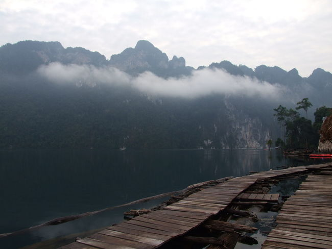 Beauty In Nature Foggy Morning Lake Mountain No People Outdoors Scenics Sky Water