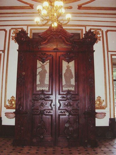 Door Entrance Ornate No People Doorway Built Structure Architecture Luxury Arts Culture And Entertainment Indoors  Day Rethink Things