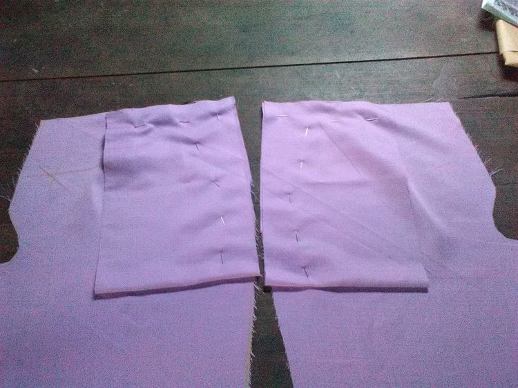 trouser pocket Trousers Pants Sewing Pattern Blank Message Still Life Clothing Drying Grass Shadow Purple Flower Textile Hanging Simplicity Nature Outdoors Paper Plant High Angle View Day White Color Close-up Pink Color No People Street Single Object A New Beginning EyeEmNewHere